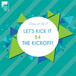 Class of 2017 Kick It B4 Kickoff Event