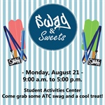 Welcome Week: Swag & Sweets