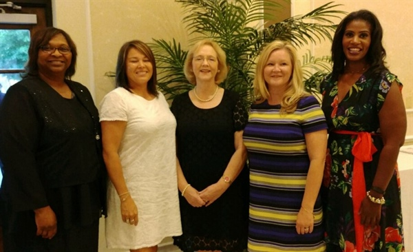 ATC Nursing Instructor Receives Spirit of Nursing Award
