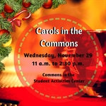 Carols in the Commons