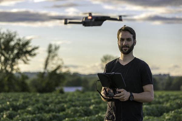 Drone Photography and Film Course to be Offered March 24