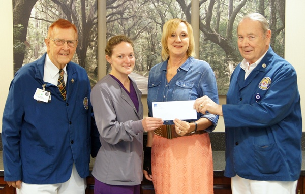 Hospital Auxiliary Continues to Support ATC Foundation, Student Scholarships