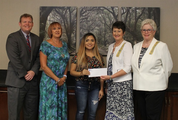 Scholarship Awarded to ATC Nursing Student