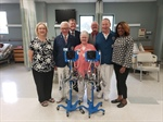 Hospital Auxiliary of Aiken Donation Helps Purchase Equipment for Skills Lab