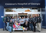 Stuff the Truck Toy Drive Benefits Children at Local Hospitals